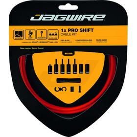 Jagwire 1X Pro Shift Schaltzugset orange